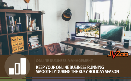 keep your online business running smoothly during the busy holiday season