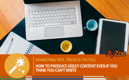 how to produce great content