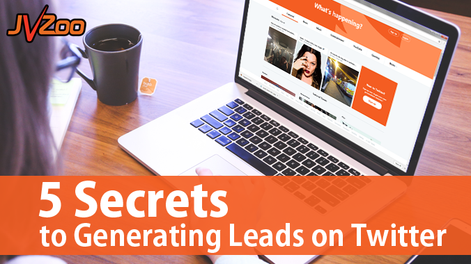 5 secrets to generating leads on Twitter