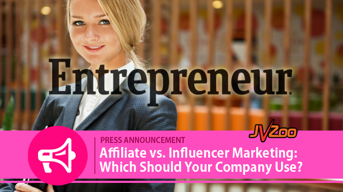 AFFILIATE VS INFLUENCER MARKETING WHICH SHOULD YOUR