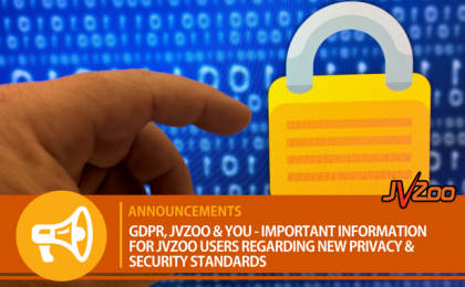 GDPR JVZoo and You