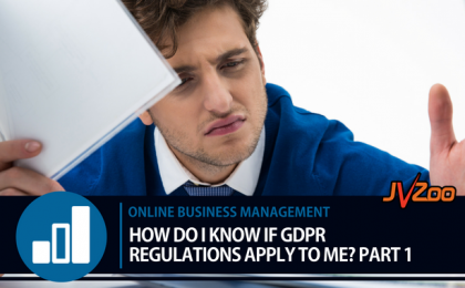 HOW DO I KNOW IF GDPR REGULATIONS APPLY TO ME_ PART 1