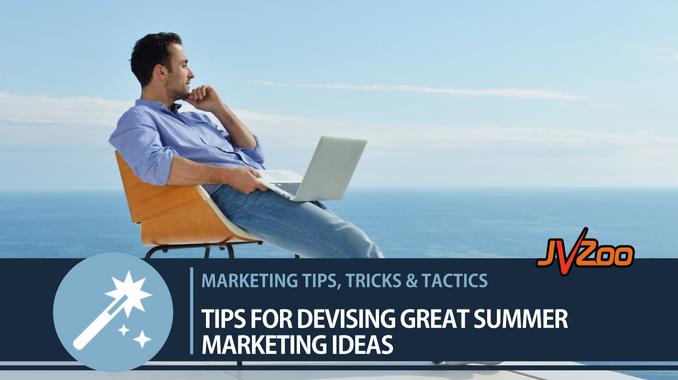 Summer Marketing Ideas