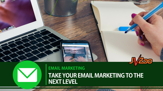 take your email marketing to the next level