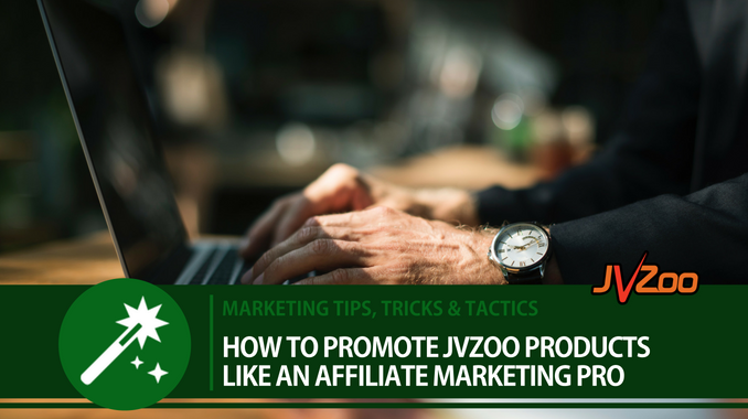 how to promote jvzoo products
