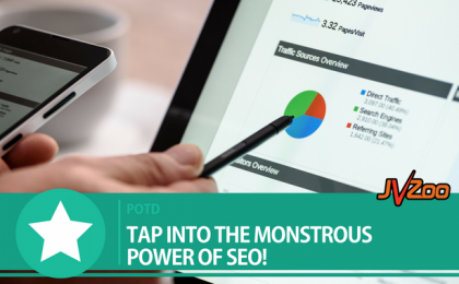 TAP INTO THE MONSTROUS POWER OF SEO!