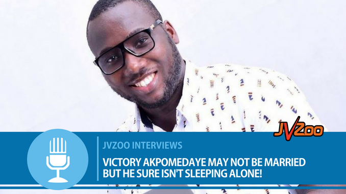VICTORY AKPOMEDAYE INTERVIEW