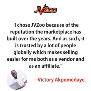 Victory Akpomedaye Quote