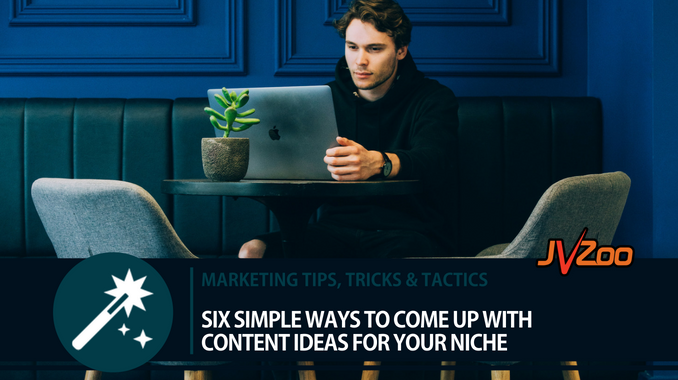 content ideas for your niche