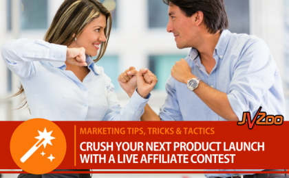 Live Affiliate Contests