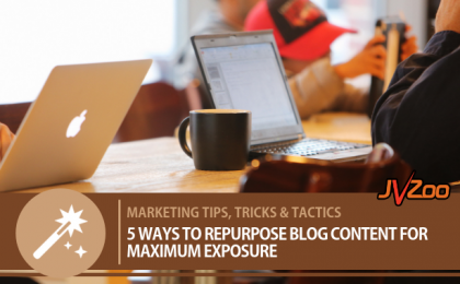 repurpose blog content