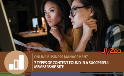 successful membership site