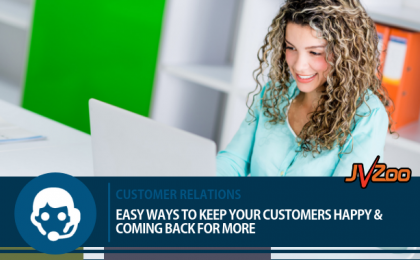 keep your customers happy
