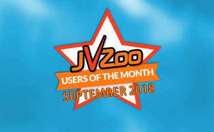 JVZoo September Top users