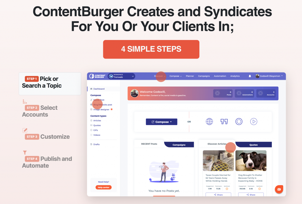 Content Burger