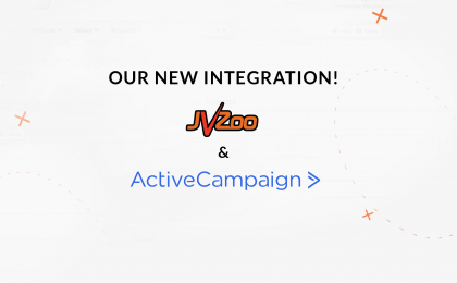 JVZoo Integrates with ActiveCampaign