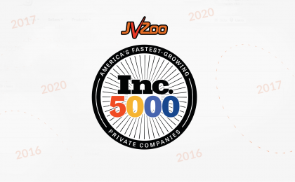INC 500 logo and years we won